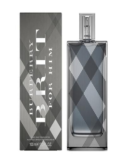 Burberry Brit Edt 100Ml Erkek Parfüm Renksiz
